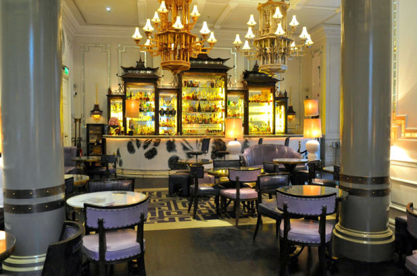Artesian Bar - The Langham Hotel