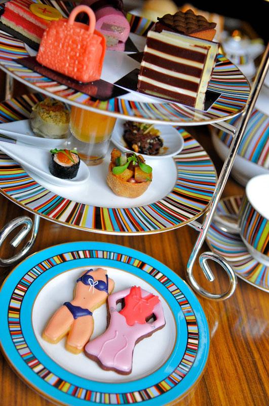 Afternoon Tea - The Berkeley Hotel