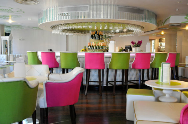 Harvey Nichols 5th Floor Champagne Bar