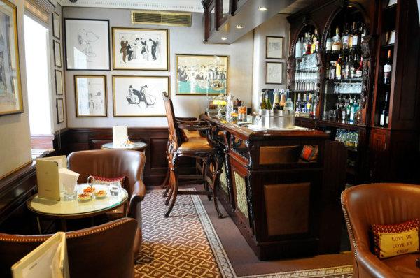 Egerton House Hotel Bar