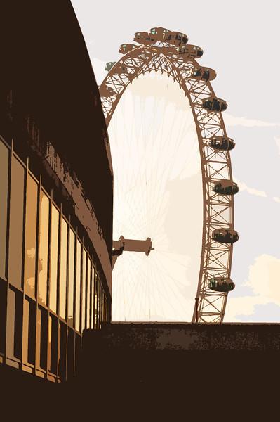 Festival Hall Wheel