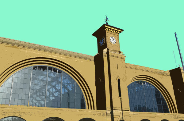Kings Cross Station