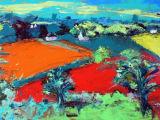 Fields in Bayonne