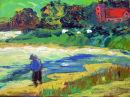 fishing on Hambleton Water