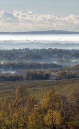 Autumn's Glorious Mists