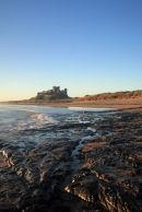 Early morning, Bamburgh Castle, Northumberland