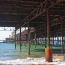 Under the Pier, Hastings, Sussex