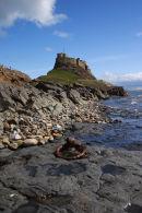Afternoon at Lindisfarne