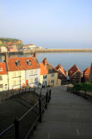 Whitby early May morning