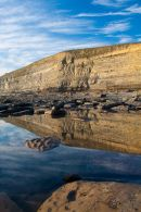 Southerndown Beach Reflections