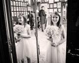 bridesmaid reflection