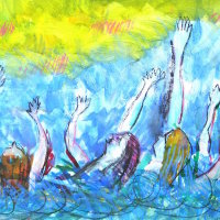 Women in the water study 2
