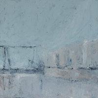 Greying Sky Glos Docks