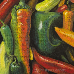 Bright Peppers