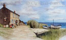 Cornish Coastal Cottage