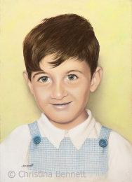 Ian Rizzotto (as a boy!)