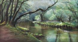 Green Peace, River Ehen, Cumbria