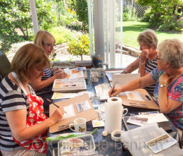 Summer watercolour workshop