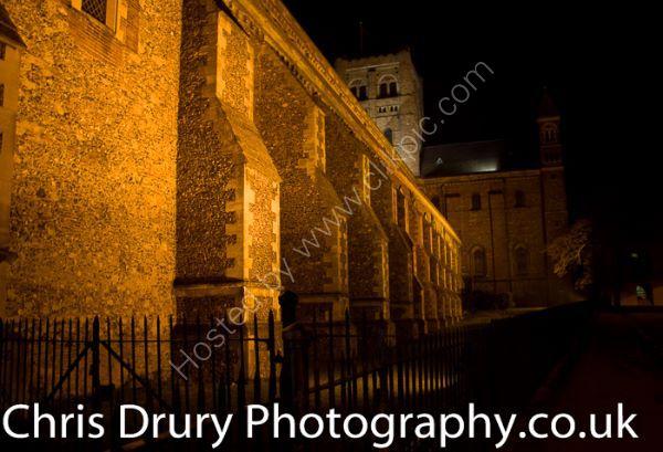 St Albans Abbey d)