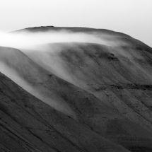 Mist over Edgeoya