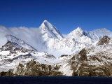 Antarctic Mountain Range