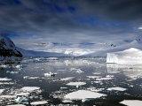 Glacier in Antarctica 2