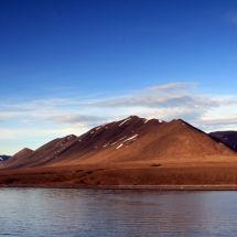 Woodfjorden Mountains #1