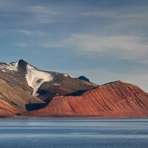 Woodfjorden Mountains #3