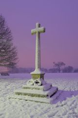 War Memorable in Winter