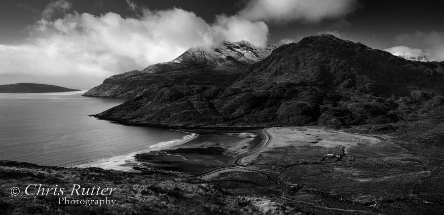 Camasunary Loch Scavaig