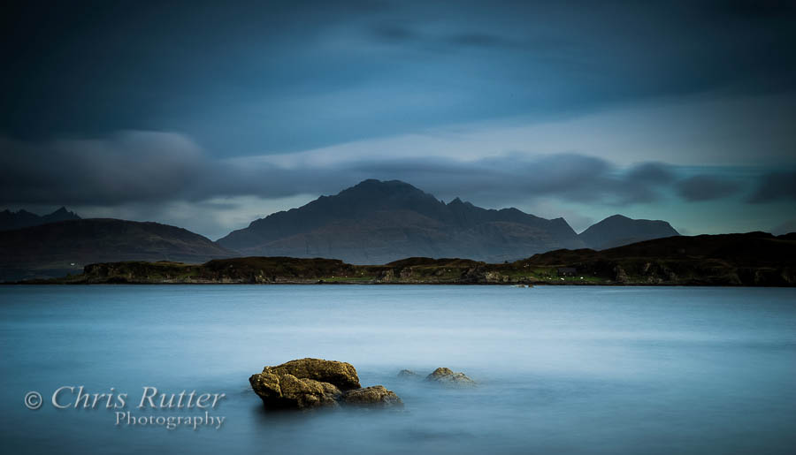 Cuillin blue mood