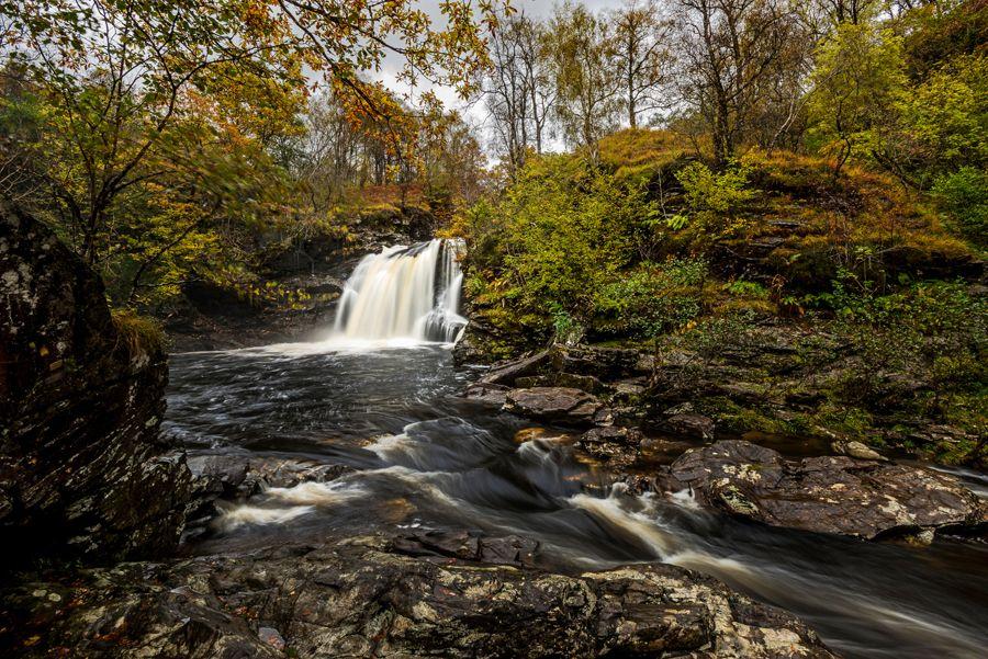 Falls of Falloch 1