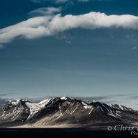 Iceland mountain detail