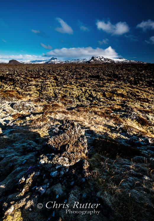 Lava Snæfellsjokull 1