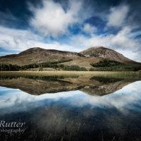 Loch Cill Chriosd reflection