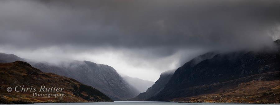 Loch Glendu mood