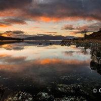 Loch na Dal sunrise