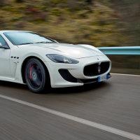 Maserati GranTurismo MC 1