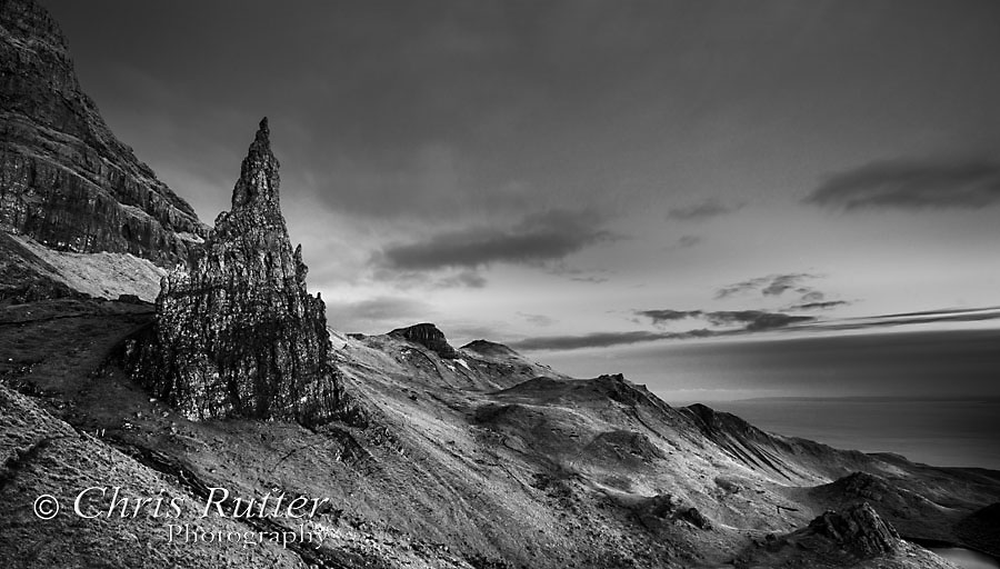 Needle Rock, the Storr, Skye