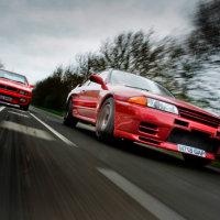 Nissan GTR &Maserati