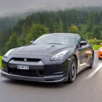 Nissan GTR & M3 GTS
