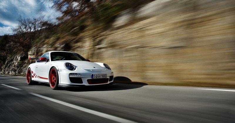 Porsche 911 GT3RS 4