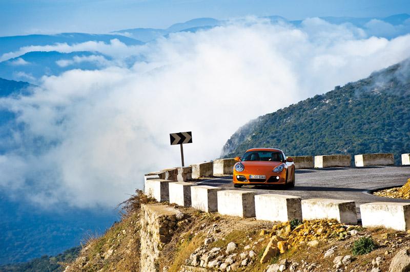 Porsche Boxster Spain