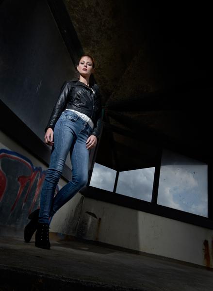 Portrait shoot Digital Camera mag 1