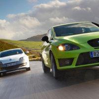 Seat Leon Cupra & Megane RS