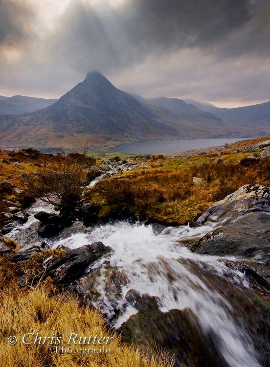 Snowdonia llyn ogwen 1