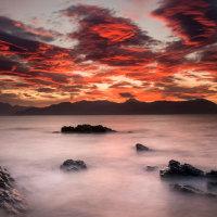 Sound of Sleat sunrise