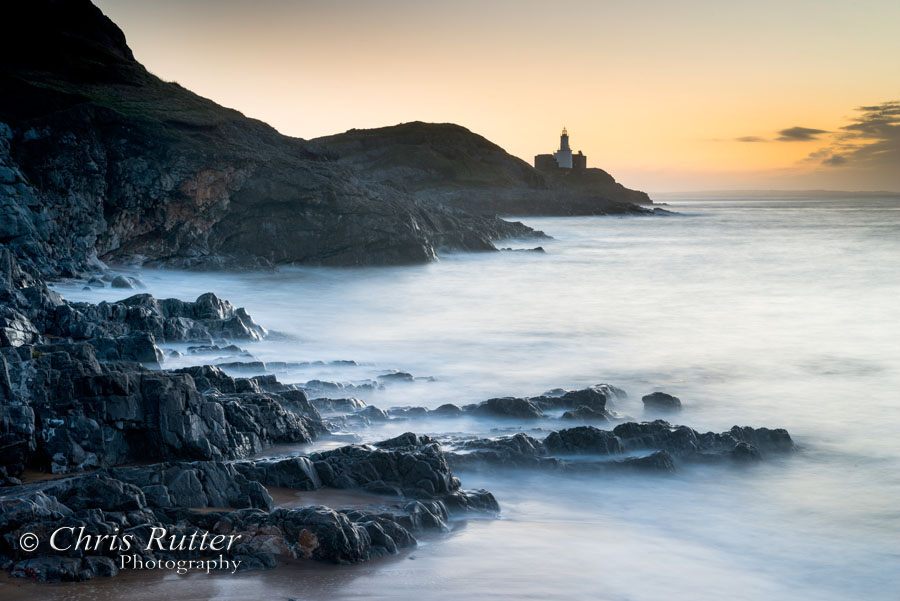 The Mumbles sunrise 1