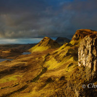 The Quiraing first light