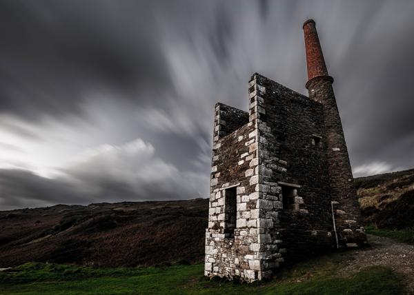 Mine, Rinsey Head, Cornwall